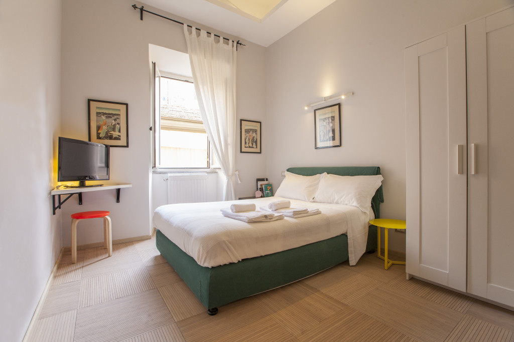 Pineapple standard room b&b roma termini