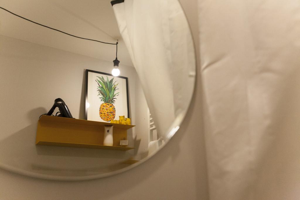 羅馬浴室酒店客房